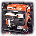 kubota AV and ARX generators